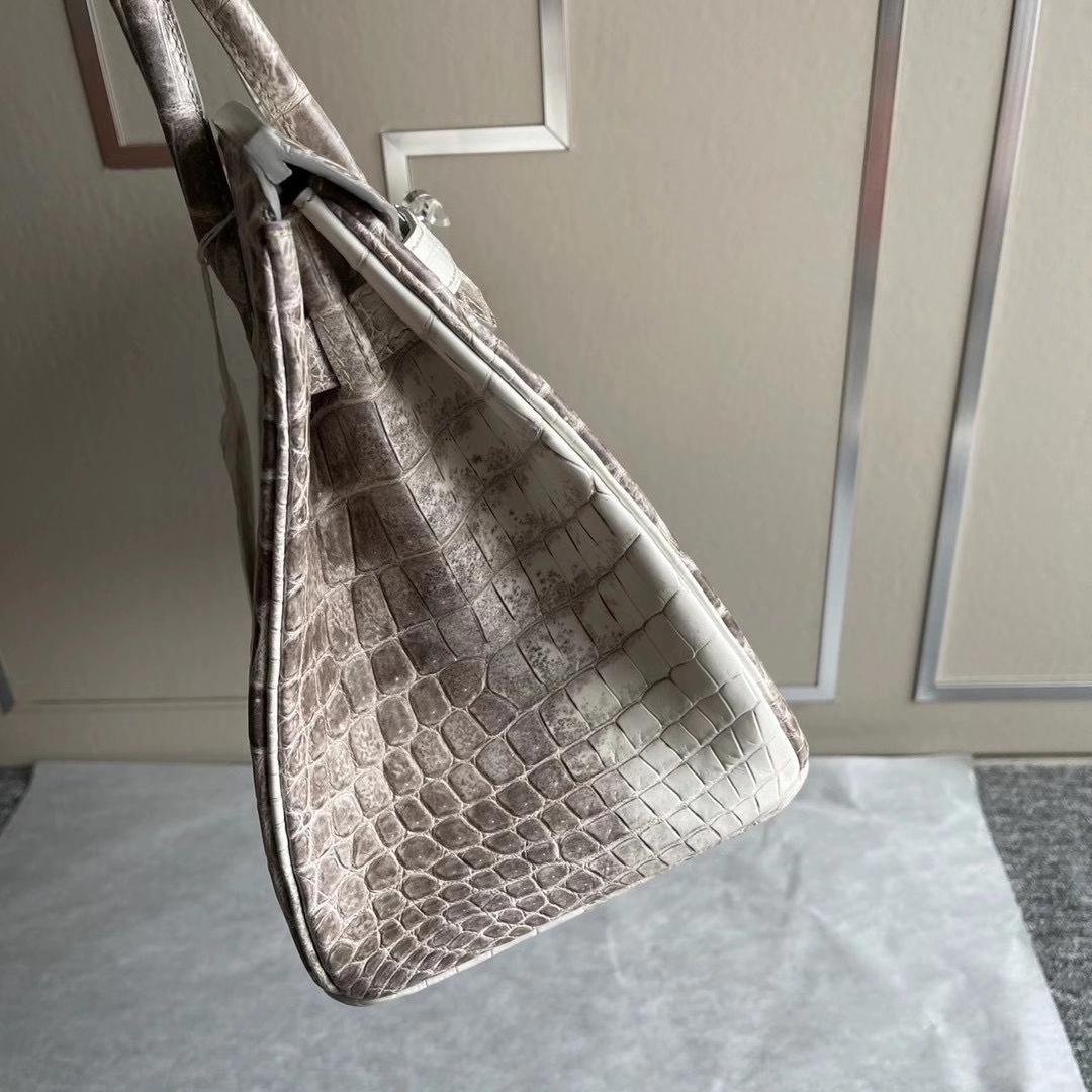 Hermès(爱马仕)Birkin 30cm Himalaya 喜马拉雅 完美品相 顶级工艺 全手工缝制 现货